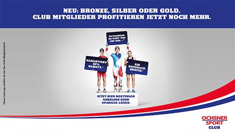 Ochsner sport club app